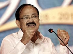'Dynasty Nasty For Democracy But Some Find It Tasty': Venkaiah Naidu