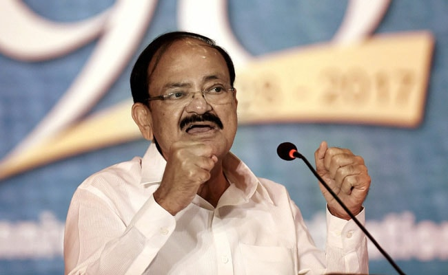Parliament Being On And Off Not Good For Country: Venkaiah Naidu