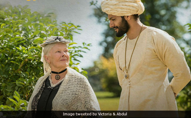 Victoria & Abdul Movie Review: Judi Dench Dazzles, Ali Fazal Holds His Ground In A Shallow Film
