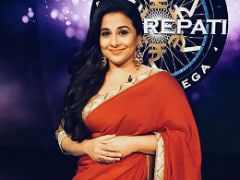 When Vidya Balan Dropped By To Promote <i>Tumhari Sulu</i> On Amitabh Bachchans <i>Kaun Banega Crorepati 9</i> Sets