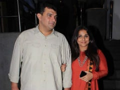 Vidya Balan Says It. 'I Wake Up To The Better Looking SRK'