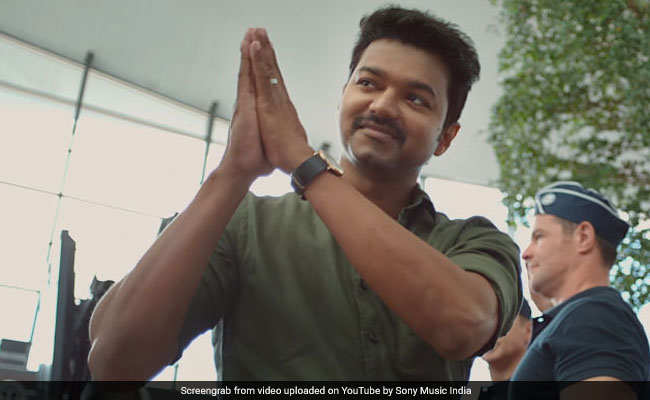 Vijay's Film 'Mersal' Gets Kamal Haasan's Support In Row Over GST Dig