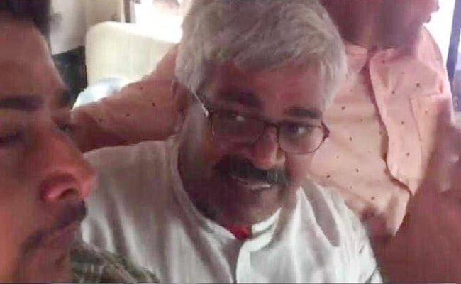 Journalist Vinod Verma Sent To Police Custody Till Oct 31