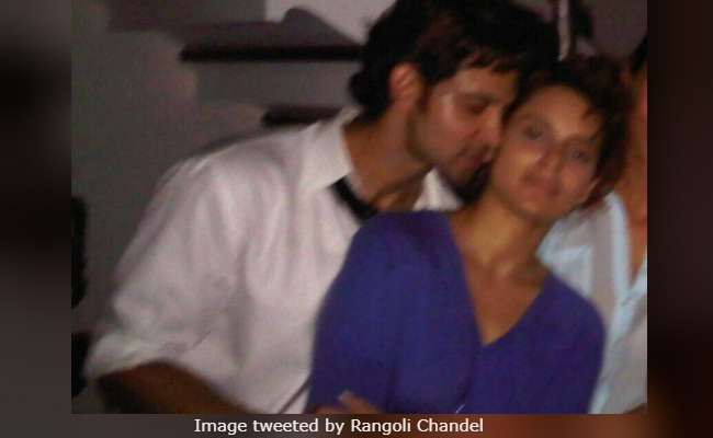 Kangana Ranaut's Sister Accuses Hrithik Roshan Of Leaking Nude Pics In Fresh Attack