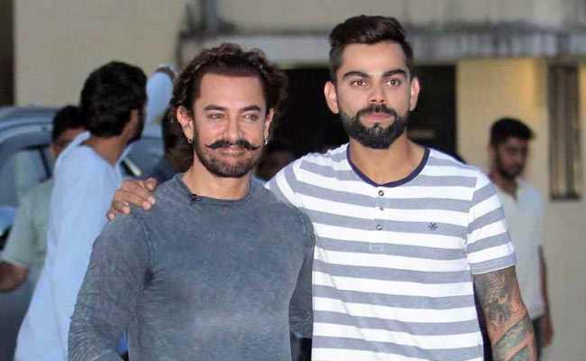 विराट ने किया ऐसा कमाल कि आमिर-सानिया ने खूब की तारीफ