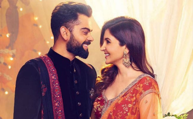 Anushka Sharma And Virat Kohli In Yet Another Viral-Worthy Pic