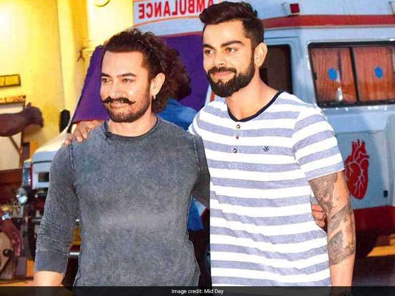 Aamir Khan Asked By Virat Kohli To Attend India-Australia T20 Match Today