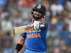 India vs New Zealand: Virat Kohli In Awe Of Bhuvneshwar Kumar's Six-Hitting Skills