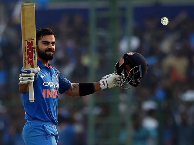 India vs New Zealand, 3rd ODI: Virat Kohli Slams 32nd Hundred, Becomes Fastest To Score 9000 ODI Runs