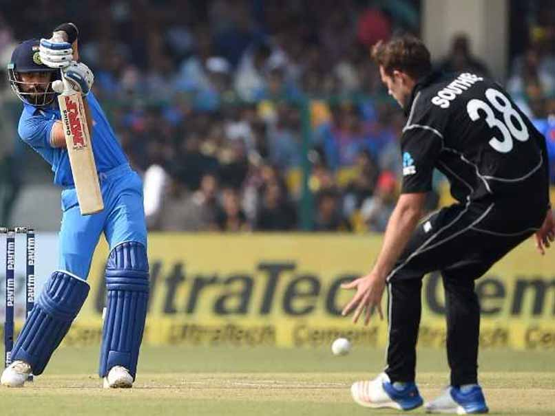 Virat Kohli's Change Of Stance Helped Him Counter Kiwis' Trap