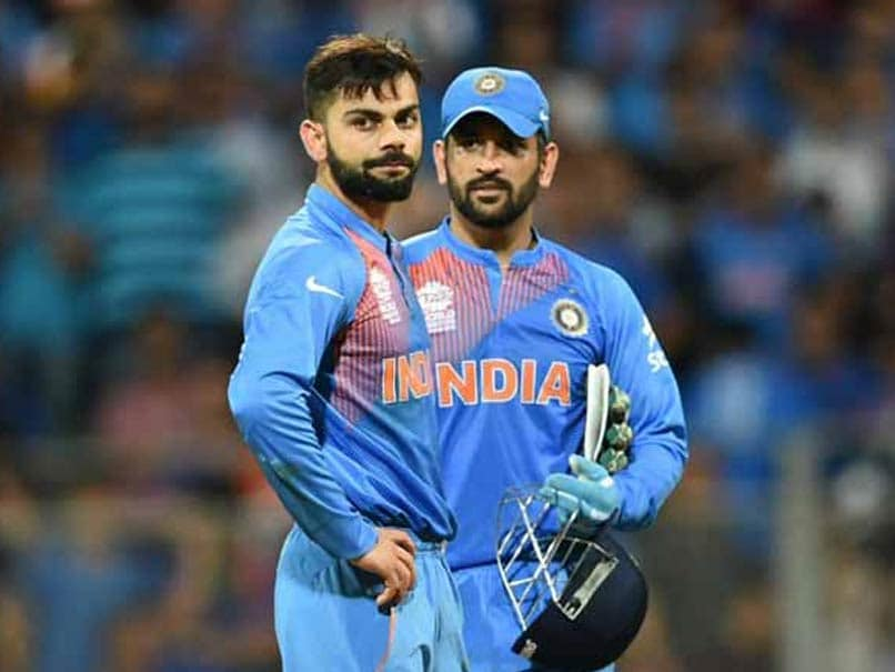 India vs New Zealand, 2nd ODI: 'Cheeku...', MS Dhoni's Gems To Virat Kohli Caught On Stump Mic Again