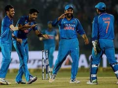3rd ODI: India Win Thriller In Kanpur To Clinch Series 2-1 vs New Zealand