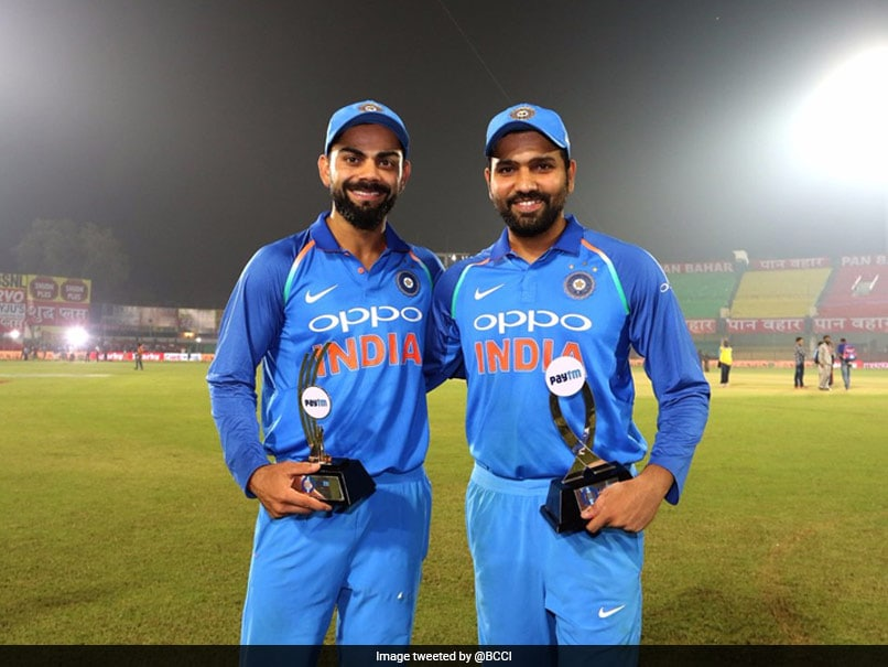 Rohit Sharma Offers Help To His Captain, And An Advice For Anushka Sharma