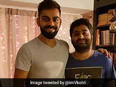 Virat Kohli Gushes Over Arijit Singh In His Fanboy Moment