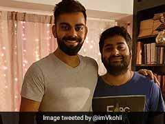टीम इंडिया के कप्तान विराट कोहली हैं प्लेबैक सिंगर अरिजीत सिंह के 'जबरा' फैन, किया यह ट्वीट