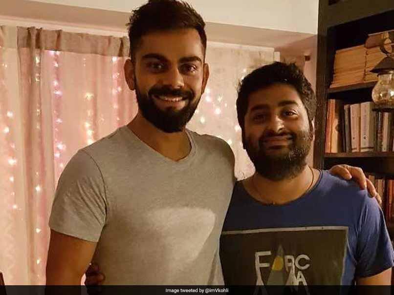 'Pure Fanboy Moment': Virat Kohli Gushes Over This Singer