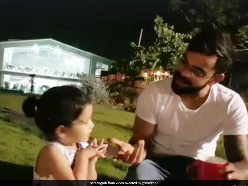 Watch: Virat Kohli