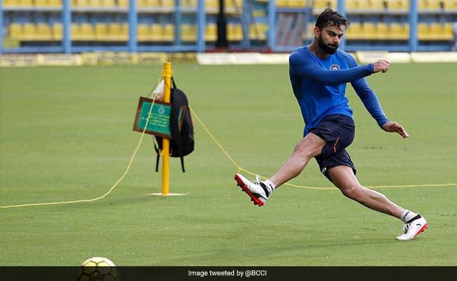 IND vs NZ: कोहली...कोहली के नारों से गूंज उठा मुंबई का वानखेड़े स्टेडियम, देखें VIDEO