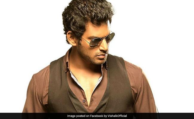 Taxmen Visit Actor Vishal, Who Slammed BJP Leader For Watching Mersal Online