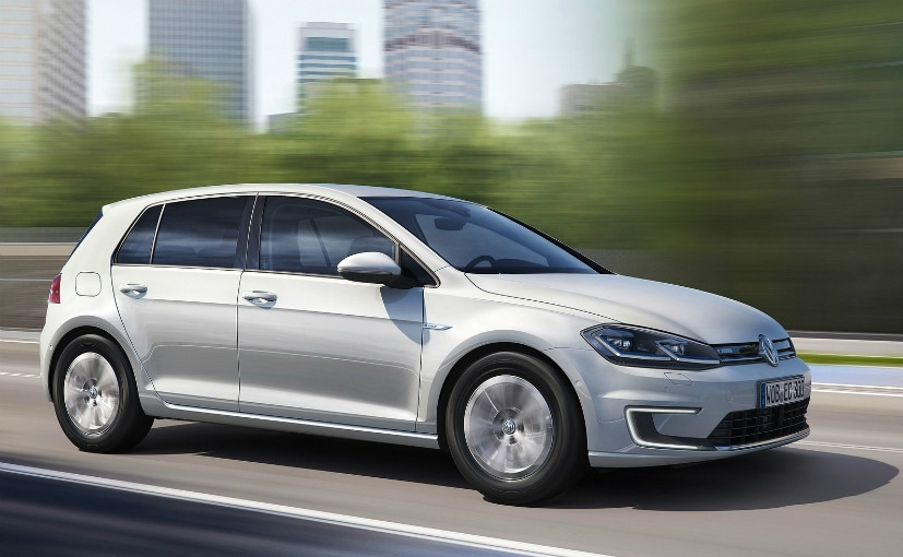 2017 Volkswagen eGolf First Drive Review
