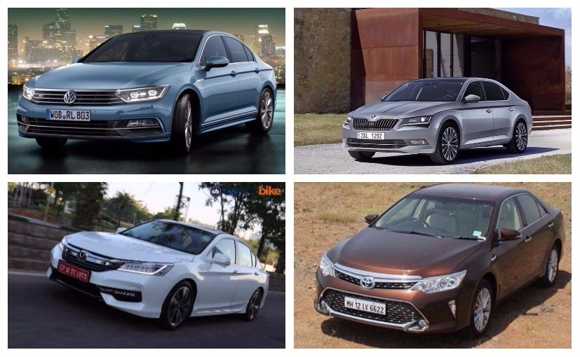 Here is our on-paper comparison of the newly launched VW Passat against its rivals