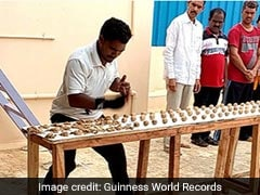 Andhra Man Smashes Unique World Record, Has Social Media Going 'Nuts'