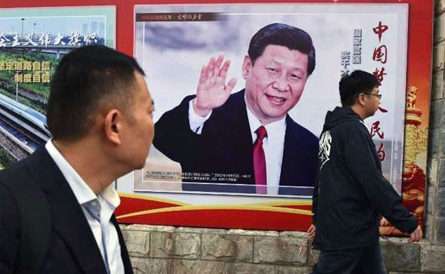 China Launches Propaganda Push For Xi Jinping After Social Media Criticism