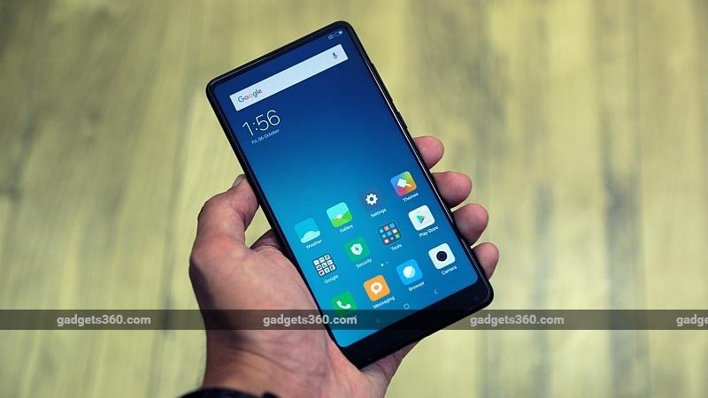 Xiaomi Mi MIX 2 भारत में लॉन्च, जानें इसकी सारी खूबियां