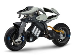 Yamaha To Showcase A Motorcycle Concept With Artificial Intelligence At Tokyo Motor Show
