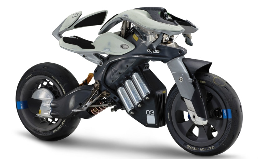 Yamaha To Showcase A Motorcycle Concept With Artificial