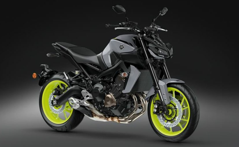 Yamaha might unveil the MT-09 SP bike at the upcoming EICMA Show