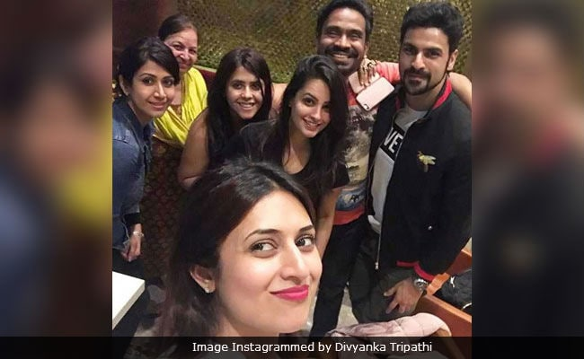 Divyanka Tripathi And  Yeh Hai Mohabbatein's Team All Set To Have A Gala Time In Budapest