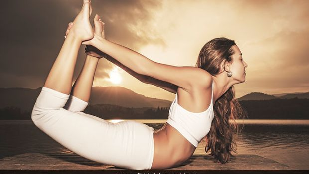 International Yoga Day: Yoga Asanas And 5 Foods To Cut Belly Fat