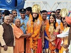 Diwali Celebrations In Ayodhya Questioned, Yogi Adityanath Hits Back