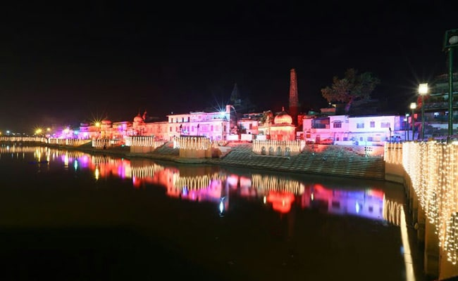 Highlights: Ayodhya Set For Deepotsav, Yogi Adityanath To Perform Aarti