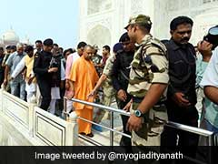 Taj Mahal 'India's Gem', Committed To Its Conservation: Yogi Adityanath