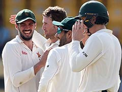 1st Test: Zimbabwe Spin Out Struggling West Indies On Day 1
