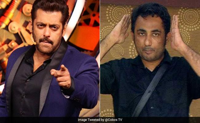 Bigg Boss 11 : सलमान खान को जुबैर का चैलेंज, हिम्मत है तो बिना बॉडीगार्ड के मिल