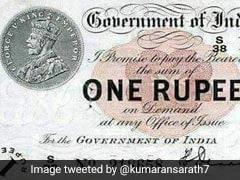 जानिए कैसे हुआ था भारत में 1 रुपये के नोट का जन्म, बड़ी दिलचस्प है कहानी