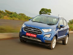 Ford EcoSport Titanium And Titanium+ Trims Get An Updated Instrument Cluster