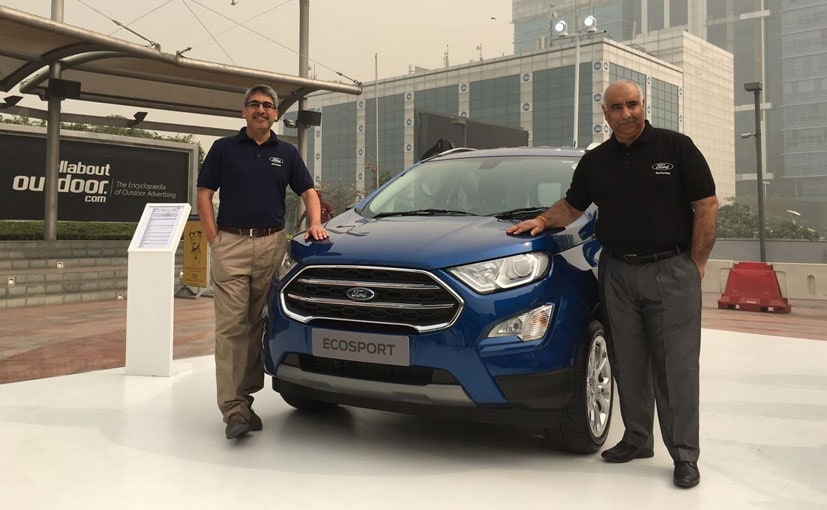 Ford EcoSport Variant wise Features