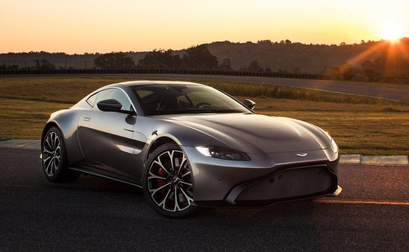 2018 Aston Martin Vantage  A