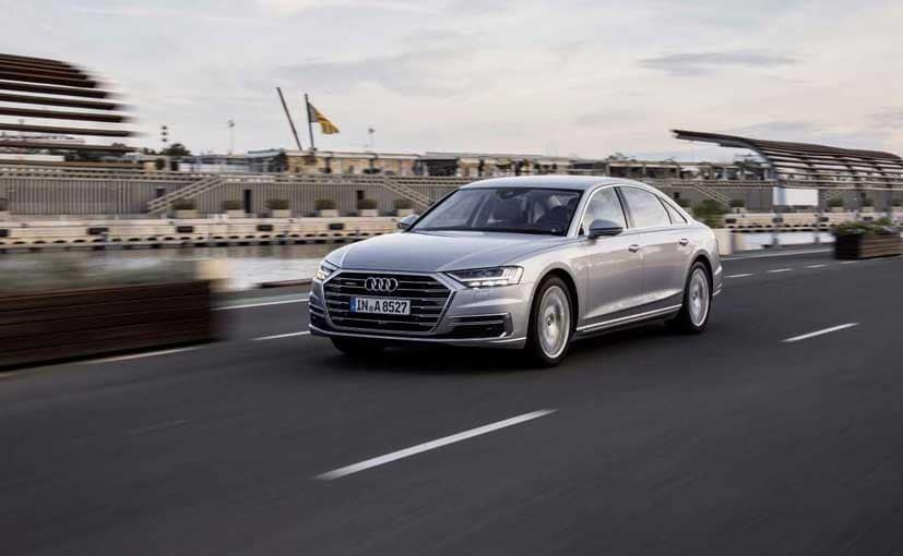 2018 World Car Awards New Gen Audi A8 Wins Luxury Car Of The Year
