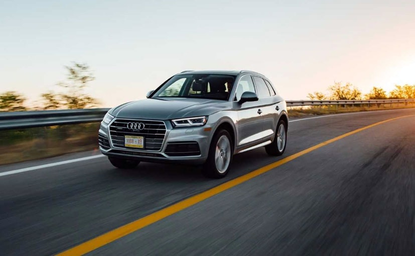 new audi q5 launch highlights price images specifications features ndtv carandbike. Black Bedroom Furniture Sets. Home Design Ideas