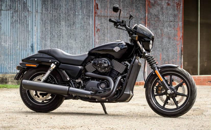 Harley-Davidson is offering 0 per cent interest schemes on certain models