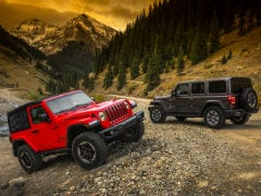 FCA To Electrify Jeep Vehicles; To Expand Production Capacity At Michigan Plant
