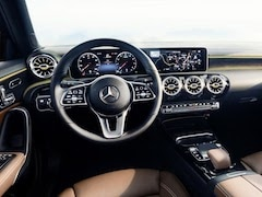 2018 Mercedes-Benz A-Class Interior Revealed