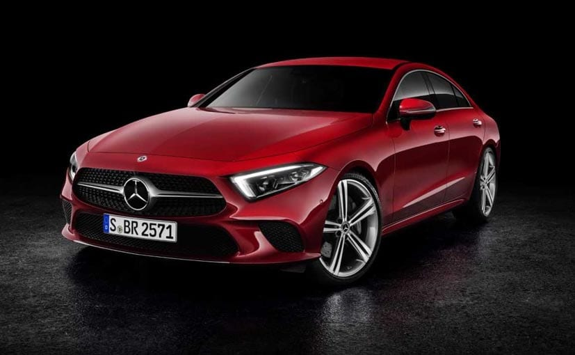 All New Mercedes Benz Cls India Launch Details Revealed