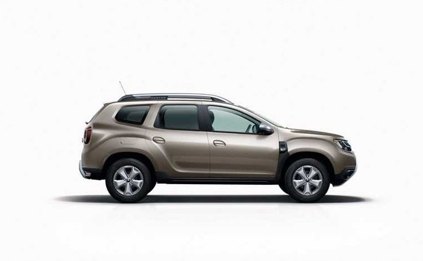 2018 renault duster unveiled ndtv carandbike. Black Bedroom Furniture Sets. Home Design Ideas