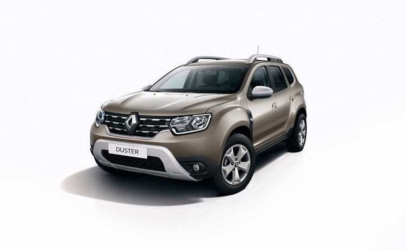 2018 renault duster